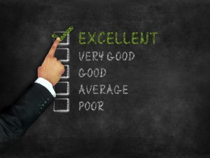 What is the ROI on Excellent Customer Service?